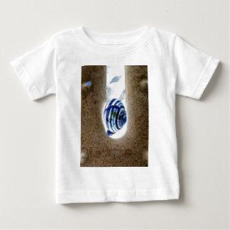 iSchnecken at the edge of way Baby T-Shirt