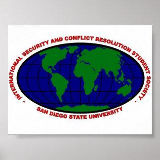 ISCOR SS Logo Poster