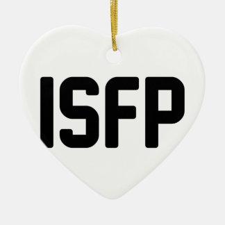 ISFP CERAMIC ORNAMENT