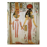 Isis and Nefertari Postcard