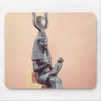Isis suckling the infant Horus Mouse Pad