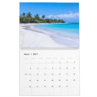 Isla Culebra 12 month calendar