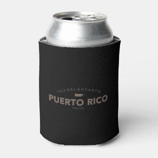 Isla del Encanto, Puerto Rico Can Cooler