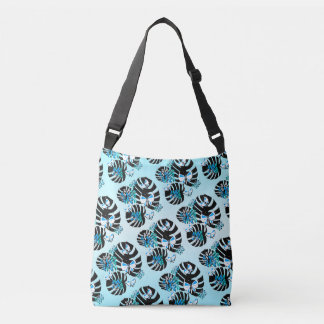 Isla Tropicana (island paradise blue) Crossbody Bag
