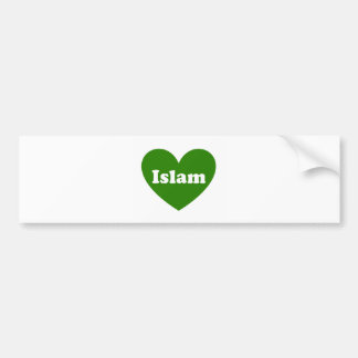 Islam Bumper Stickers