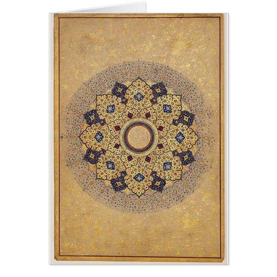 Islamic Art Card