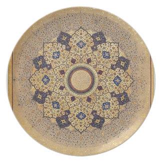 Islamic Designs Plate