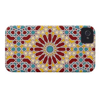 Islamic geometric pattern BlackBerry Case