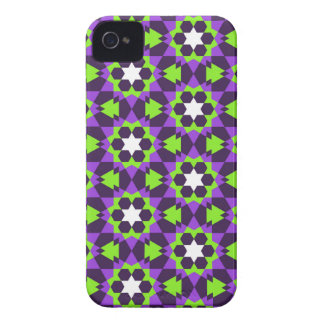 islamic geometric pattern iPhone 4 Case-Mate case