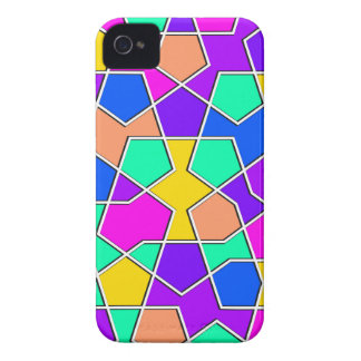 islamic geometric pattern iPhone 4 cover