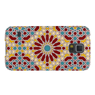 Islamic geometric pattern samsung case
