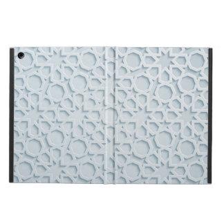 islamic inspired moroccan geometric pattern ipad iPad air cover
