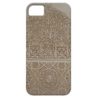 Islamic Patterns in the Alhambra, Andalusia, Spain iPhone 5 Covers