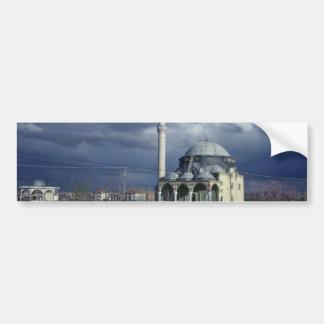 Islamic Places Bumper Sticker