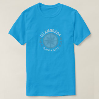 Islamorada Florida Keys nautical latitude T-Shirt