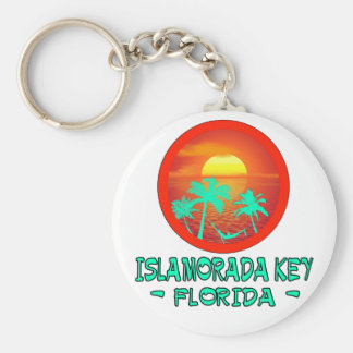 ISLAMORADA KEY FL TROPICAL DESTINATION KEY RING