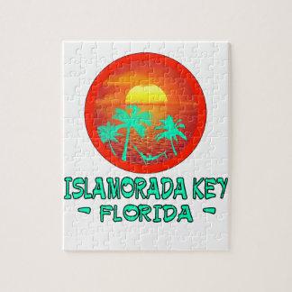 ISLAMORADA KEY FL TROPICAL DESTINATION PUZZLES