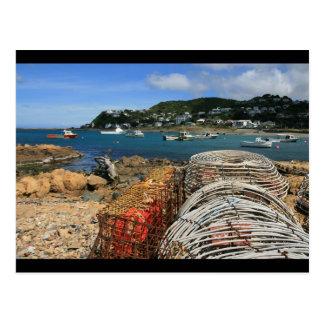 Island Bay, Wellington Postcard