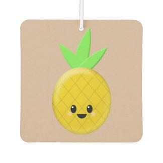 """Island Breeze"" Scented Pineapple Air Freshener"