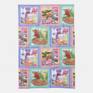 Island Cafe - Desserts, Pupus and Jams Hand Towels