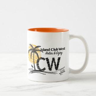 Island Club West Coffee Mug