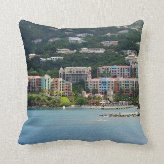 Island Color Cushion