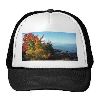 Island Colors, St Joseph Island, Ontario, Canada Cap