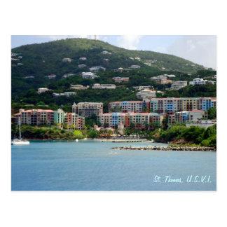 Island Colour custom Postcard