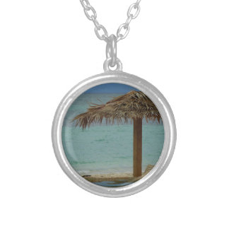 Island Dreaming Silver Plated Necklace