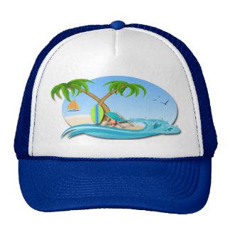 Island Dreams Hat