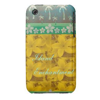 Island Enchantment Gold iPhone 3 Case