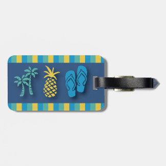 Island Fever Luggage Tag