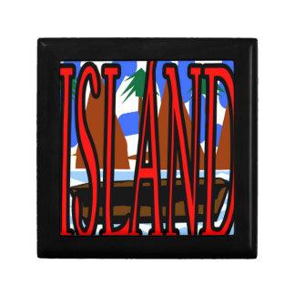 ISLAND GIFT BOX