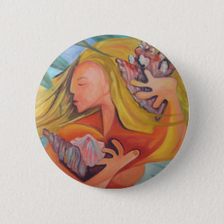 Island Girl  - Button