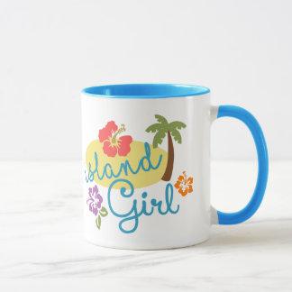 Island Girl for Kitchen Mug