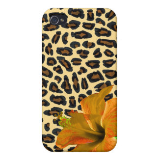 Island Girl Leopard iPhone 4/4S Covers