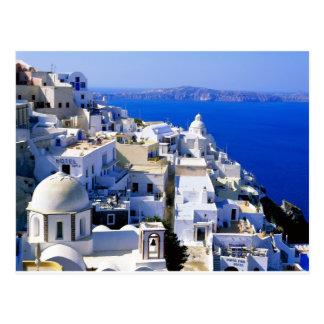 Island, Greece Postcard
