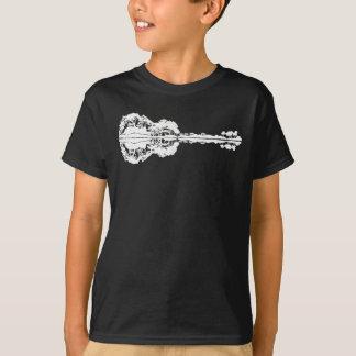 Island Guitar T-Shirt