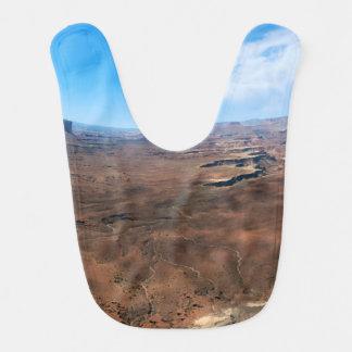 Island in the Sky Canyonlands National Park Utah Baby Bib