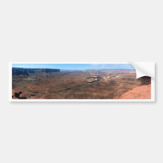 Island in the Sky Canyonlands National Park Utah Bumper Sticker