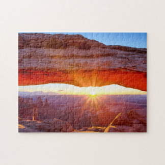Island in the Sky Jigsaw Puzzle