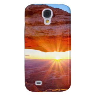Island in the Sky Samsung Galaxy S4 Covers