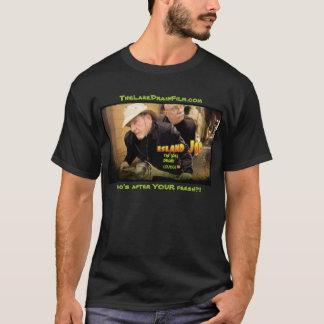 """Island Job"" The Lake Drain Lounge Shaw T-Shirt"