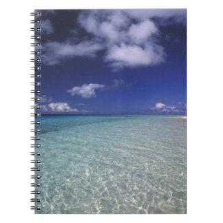Island landscape, Vava'u Island,Tonga 2 Notebook