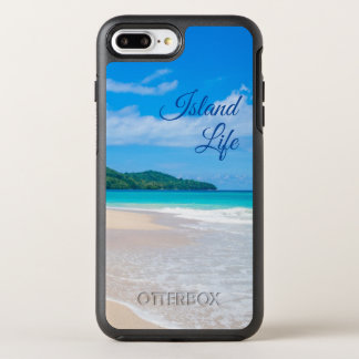 Island Life Turquoise Ocean OtterBox Symmetry iPhone 8 Plus/7 Plus Case