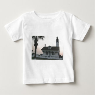 Island Light Tower light house Baby T-Shirt