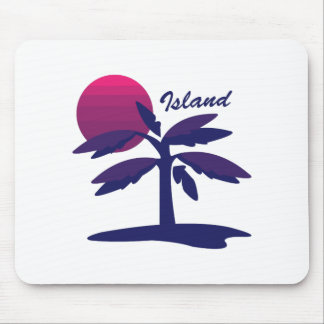 Island Mouse Pads