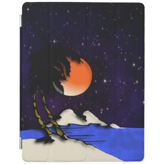 Island Night Design iPad Cover