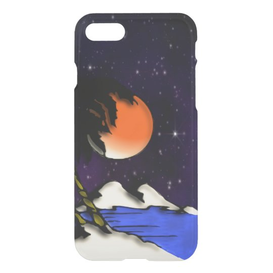 Island Night Design iPhone 8/7 Case