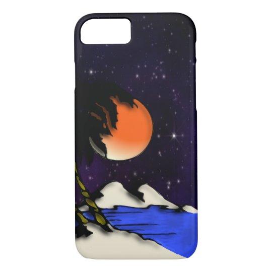 Island Night Design iPhone 8/7 Case